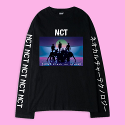 NCT 2018 BLACK ON BLACK...