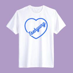 BIAS HEART Тениска дамска/...