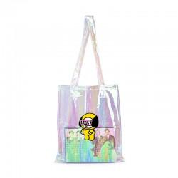 BT21 Прозрачна чанта bts...