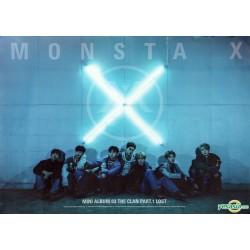 официален постер MONSTA X...