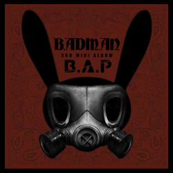 B.A.P 3th Mini Album -...