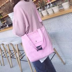 Чанта корейски стил памук,...
