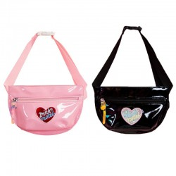 Чанта PINK MOTEL fanny pack...
