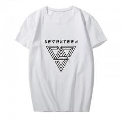SEVENTEEN памучна тениска...