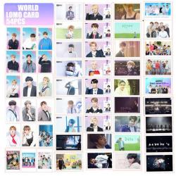 BTS World картички Комплект...