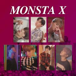 MONSTA X Who do u love?...