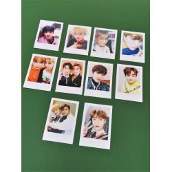 NCT DREAM 10бр. картички...
