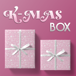 K-MAS BOX | CHRISTMAS KPOP BOX