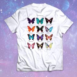 Тениска LOONA Butterfly...