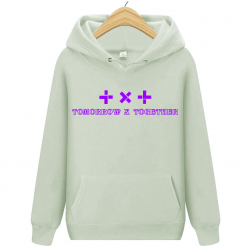 TXT Star logo white Ватиран...