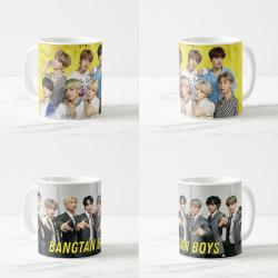 Чаша BTS BANGTAN BOYS LIGHTS