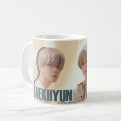 Чаша EXO BAEKHYUN