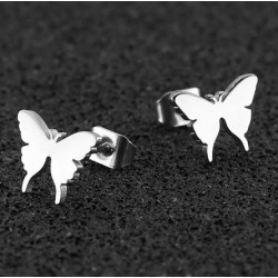 Обеци пеперуда Butterfly...