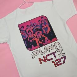 Тениска NCT 127 punch...