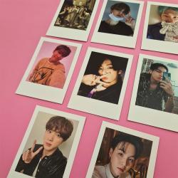 BTS Комплект 8 бр. картички...