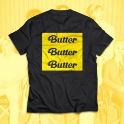 BTS BUTTER  2 памучна...